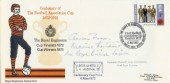 1972 Centenary of the Football Association Cup 1982-1972 Royal Engineers Signed Cover