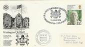 1976 USA Bicentenary Washington Old Hall Official FDC