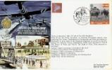 1994 D-Day Pegasus Bridge Forces Official FDC