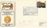 1976 10th Ann.of the First Safari Park in Europe Longleat, Signed by The Marquess of Bath