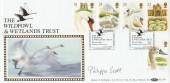 1993 Swans, Wildfowl & Wetlands Trust, Benham BLCS80, Signed Philippa Scott