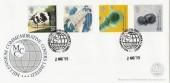 1999 Patients' Tale, Millennium Commemorative Covers Ltd Official FDC