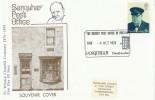 1974 Winston Churchill, Sanquhar Post Office Official FDC