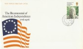 1976 Bicentennial of American Independence, relevant Wilton cds
