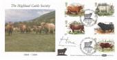 1984 Highland Cattle Society, Benham BOCS(2)25,Centenary of the Highland Cattle Society H/S, Signed by Sir Alec Douglas Home