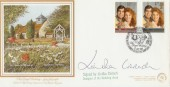 1986 Andrew & Sarah's Royal Wedding Greenberg & Porter Official FDC. Signed by Lindka Cierach