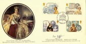 1987 Victorian Britain, Covercraft FDC. Signed by Lord Briggs