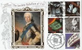 1996 100 Years of The Cinema, Benham Silk Battle of Culloden FDC