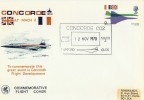 1970 Concorde 002 First Flight at Mach 2 Fairford Cover