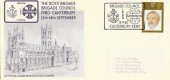 1980 Canterbury Council, The Boys' Brigade Official Commemorative Cover