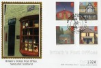 1997 Post Offices, Britain's Oldest Post Office, Sanquhar, Westminster Official FDC