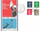 1968 Royal Tournament Earls Court London FDC, The Royal Tournament British Forces 1068 Postal Services H/S