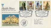 1979 Sir Rowland Hill Haddo House Opening 1979 Official Scot NT FDC