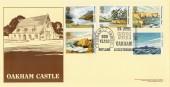 1981 National Trust, Oakham Castle Official FDC