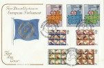 1979 European Elections FDC & EEC Stamps from 1973. Unusual
