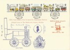 1980 Liverpool & Manchester Railway, Hackworth Society FDC Liverpool H/S, Signed