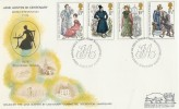 1975 Jane Austen Bicentenary Committee Special FDC, First Day of Issue Steventon Basingstoke H/S
