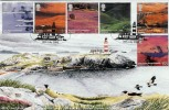 2003 Scotland, Eilean Glas Lighthouse, GB78 Official FDC