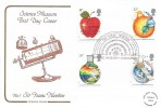 1987 Sir Isaac Newton, Science Museum, Cotswold Official FDC, Sir Isaac Newton Science Museum London SW7 H/S