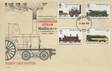 1975 Railways, Philart FDC, York FDI National Railway Museum