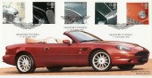 1996 Classic Cars Aston Martin Bletchley Park Official FDC