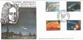 1986 Halley's Comet, Hawkwood Islington Archaeology & History Society Official FDC