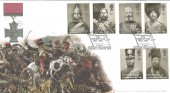 2004 Crimean War, Buckingham Cover, National Army Museum Official FDC