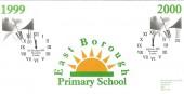1999 - 2000 Millennium East Borough Primary School Cover
