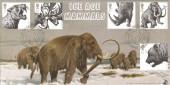 2006 Ice Age Mammals, Bradbury Sovereign Series No.69 Official FDC