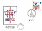 1984 Heraldry, Salvation Army reaffirms the Gospel of Christ FDC