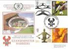 2000 Body & Bone, Kidderminster Harriers v Torquay United, Dawn Official Football FDC