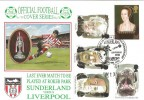 1997 Tales of Horror, Sunderland Champions 1996 Division one, Dawn Official FDC