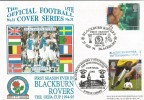 1994 Medical Discoveries, Blackburn Rovers Doubled Dated, Dawn Football FDC