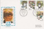 1979 International Year of the Child IYC Geneva Special FDC