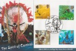 1998 Carnivals, GBFDC GB16, Spirit of Carnival Official FDC