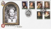 2009 The Tudors, Buckingham Official FDC, House of Tudor Hatfield H/S