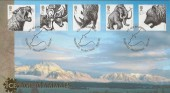 2006 Ice Age Mammals, Buckingham Official FDC, Bearsted Maidstone H/S