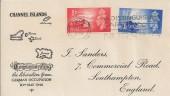 1948 Channel Islands Liberation, A Distinguished Career in Nursing Slogan
