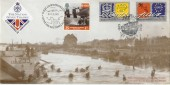 1994 D Day 50th Anniversary Special Covercraft FDC