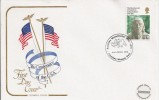 1976 Bi-Centenary of the USA, Cotswold FDC, American Museum Bath H/S