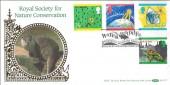 1992 Green Issue, Benham BLCS77 Water Wildlife Otterhampton H/S