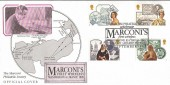 1987 Victorian Britain, Marconi Philatelic Society Official G & P FDC