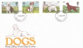 1979 Dogs, Post Office FDC, Battersea SW11 FDI Dogs Home