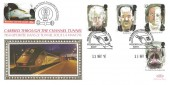 1997 Tales of Horror, Benham Historic Channel Tunnel Official FDC