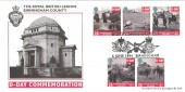 1994 D Day, The Royal British Legion, Birmingham County Official FDC