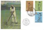 1973 County Cricket Centenary, Essex County Cricket Club TCCB Official FDC