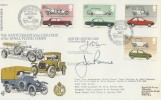 1982 British Motor Cars, 70th Anniversary of the Creation of the Royal Flying Corps, RFDC No.15 Official FDC