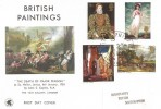 1968 British Paintings, Wessex FDC, Philatex 68 Woburn Bletchley H/S