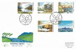 1981 National Trust, Historic Relics FDC, First Day of Issue Keswick H/S