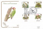 1986 Nature Conversation, Cotswold FDC, Hampshire and Isle of Wight Naturalists Trust Romsey H/S